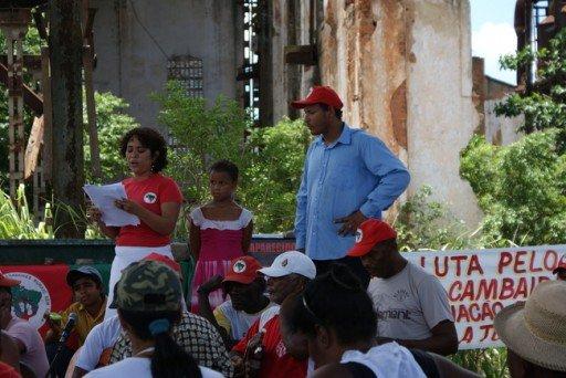 Três Anos do Acampamento Luiz Maranhão!