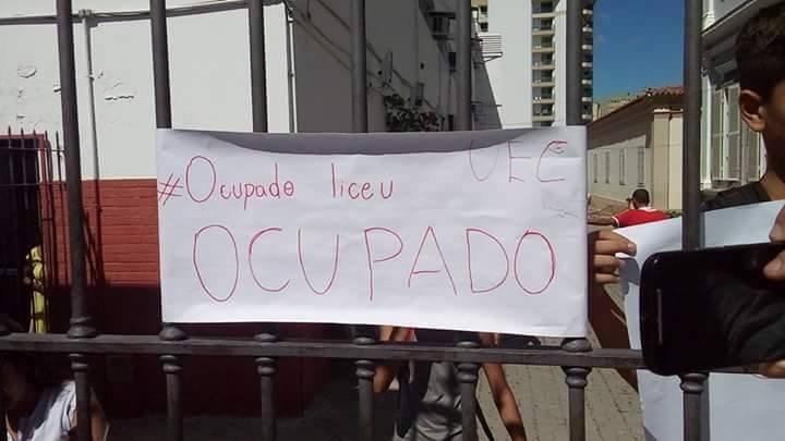 """Sobre a determinação da justiça sobre """"retorno"""" das aulas nas escolas ocupadas na cidade de Campos-RJ"""