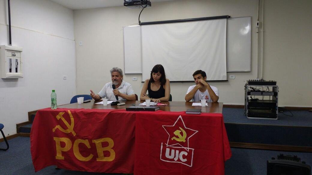 UJC Realiza Curso Nacional de Quadros no Rio de Janeiro