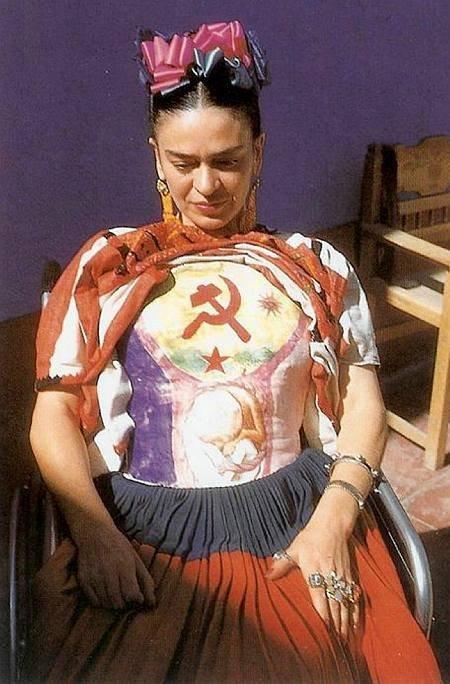 110 anos de Frida Kahlo