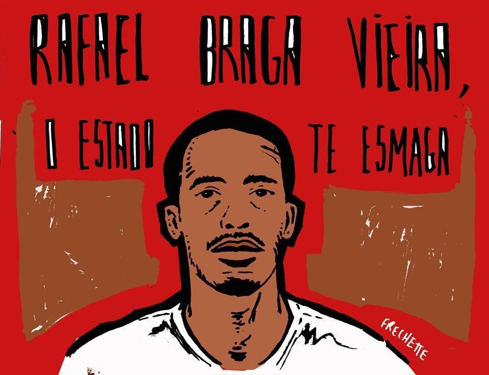 Pela Liberdade de Rafael Braga