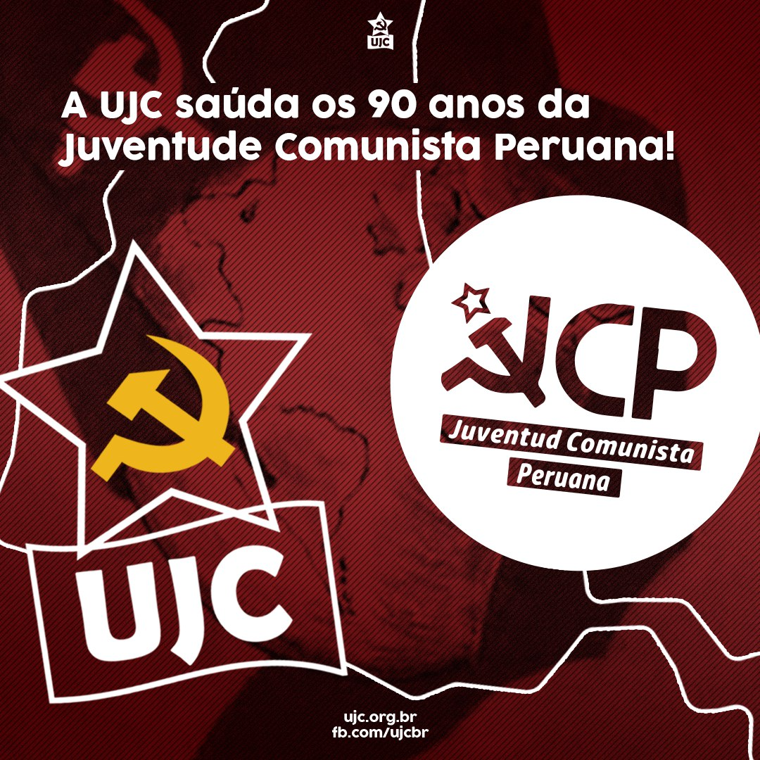 UJC saúda os 90 anos da JCP