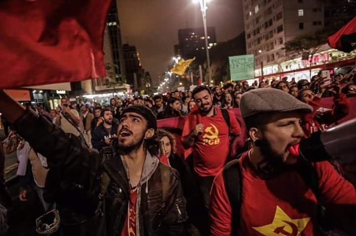 A Juventude Brasileira Não Aceitará a PEC 241