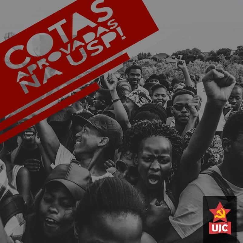 Cotas Étnico-raciais Aprovadas na Universidade de São Paulo (USP)