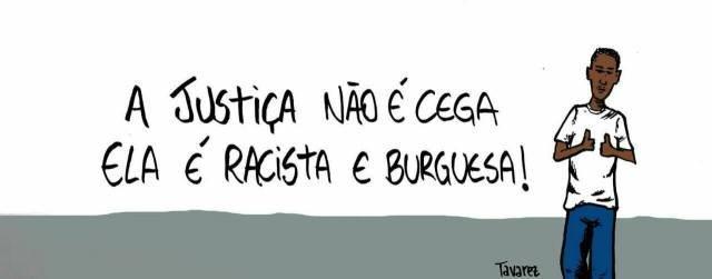 Rafael Braga com tuberculose: A contradição da lei antidrogas que diz defender a saúde pública.