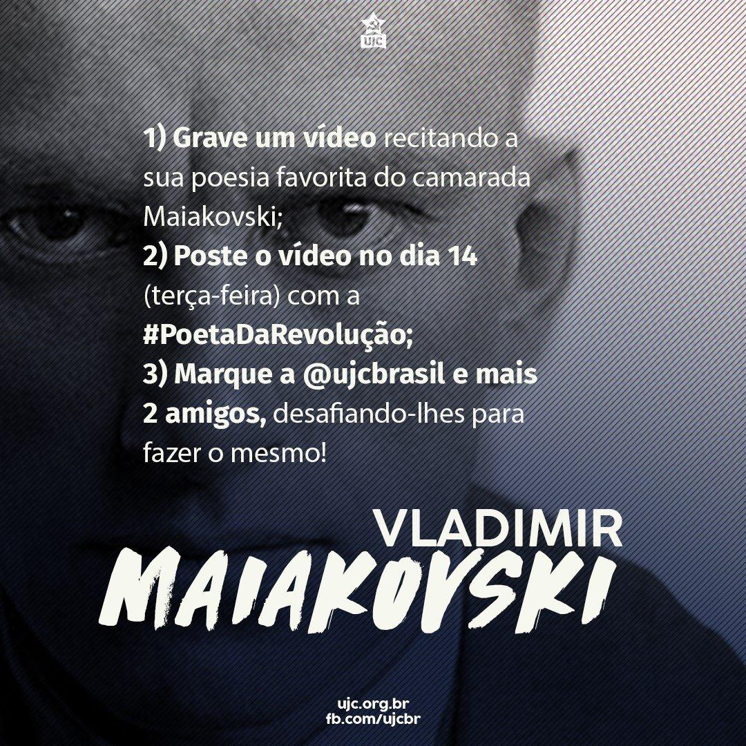 Poemas de Vladimir Maiakóvski