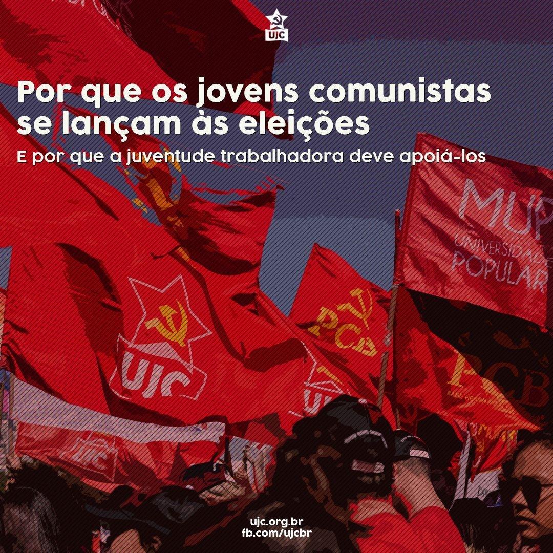 Por que os comunistas se lançam às eleições (e por que a juventude trabalhadora deve apoiá-los)