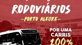 A luta dos trabalhadores da CARRIS é uma luta de todos trabalhadores de Porto Alegre